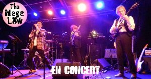 Concert Les Mega Low en live @ River's Pub