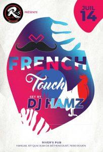 Soirée DJ French Touch avec DJ HAMZ