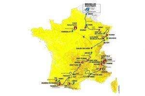 Tour de France 2019 en live tous les jours du 6 juillet au 28 juillet 2019