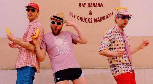 Ray Banana & Les Chucks Maurices en live au River's