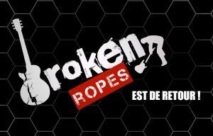 Broken Ropes en live au River's
